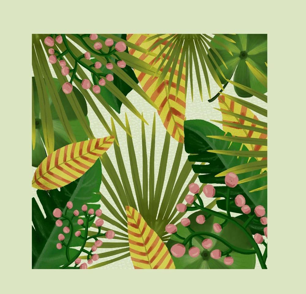 Floral album - image 3 - student project