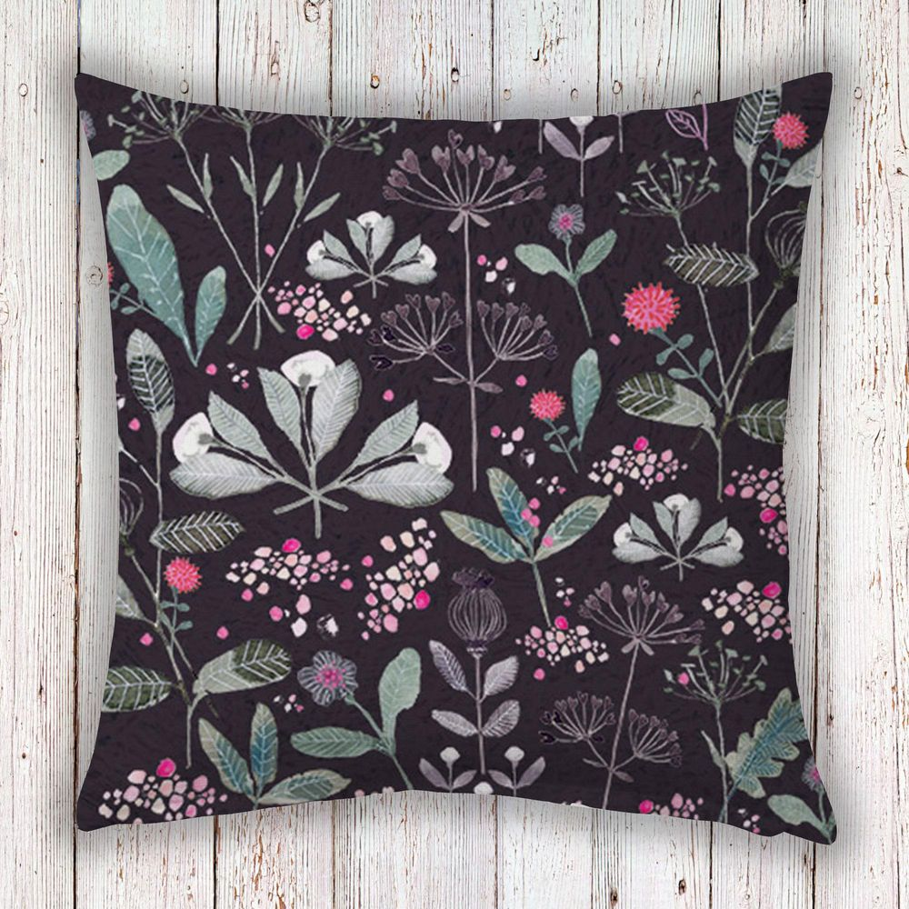 patterned pillow - image 1 - student project