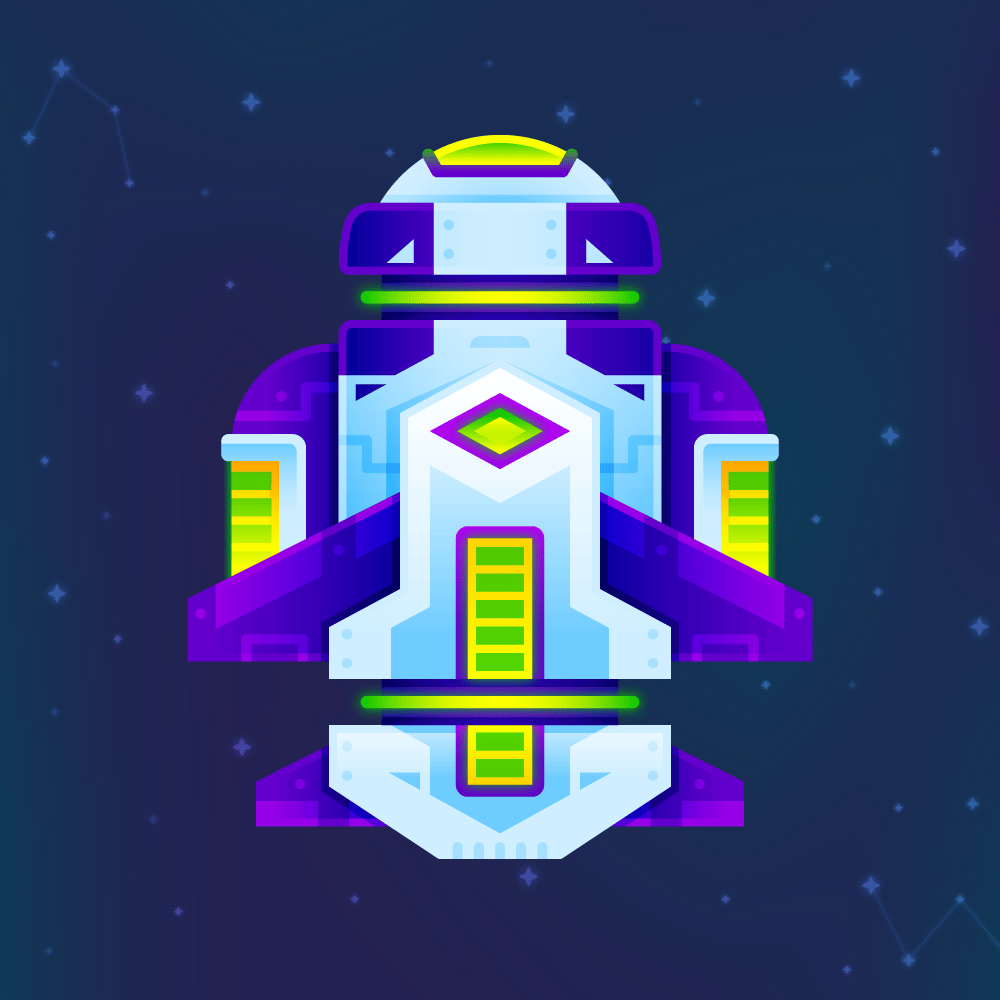 Space Invader - image 2 - student project