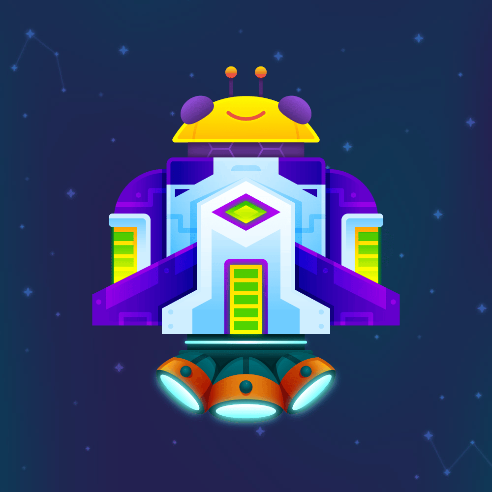 Space Invader - image 3 - student project