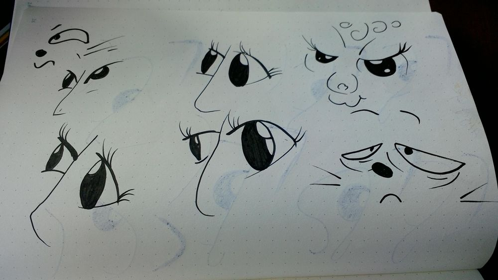 Eyes, eyes, and more eyes! - image 2 - student project