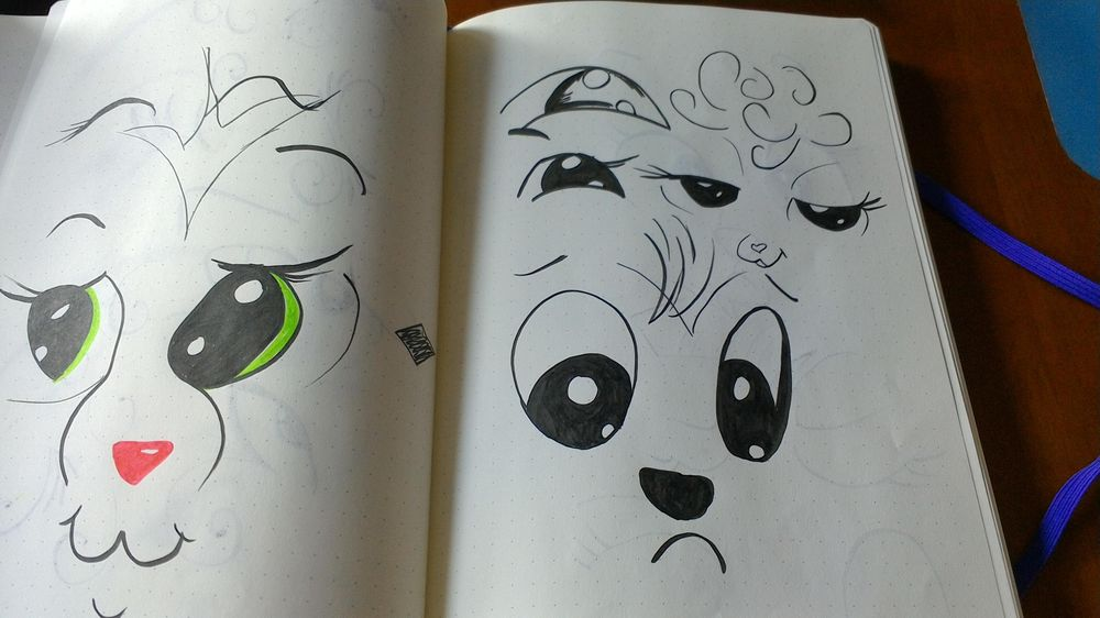 Eyes, eyes, and more eyes! - image 1 - student project