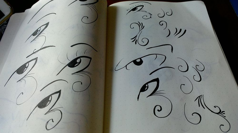 Eyes, eyes, and more eyes! - image 3 - student project