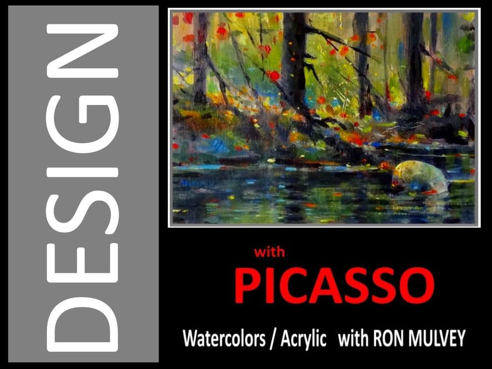 Picasso's Color Secrets Revealled - image 1 - student project