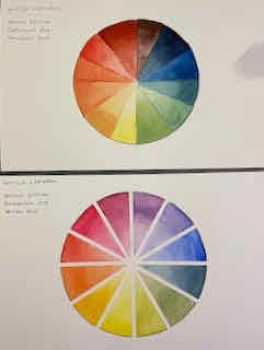 My Color Wheel - image 1 - student project