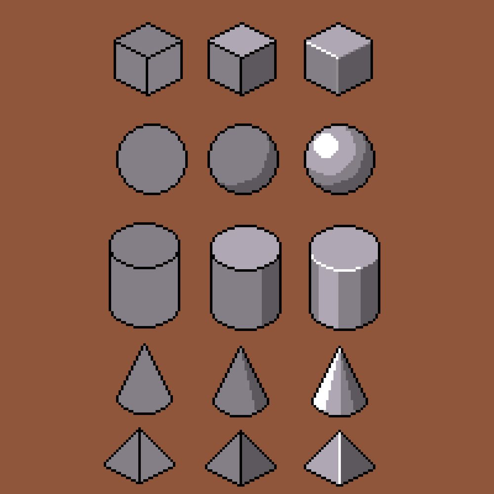 Shapes - image 3 - student project