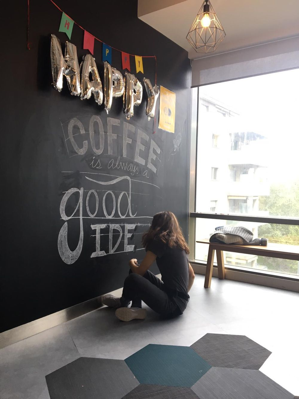 A Coffee is Always a Good Idea - image 2 - student project