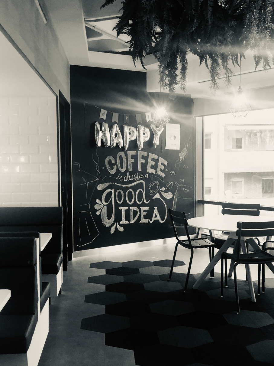 A Coffee is Always a Good Idea - image 4 - student project