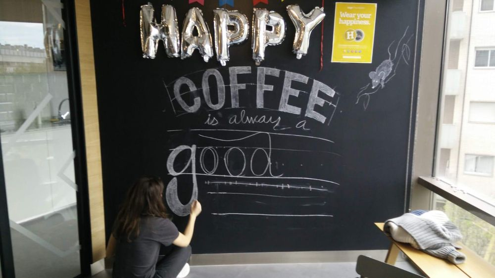 A Coffee is Always a Good Idea - image 1 - student project