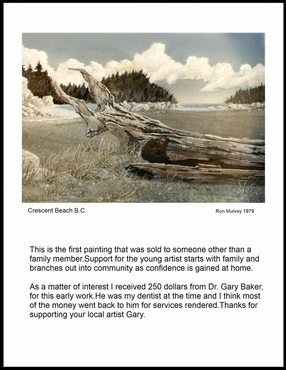 Creating Realistic Effects In Your Painting With Spattering - image 1 - student project