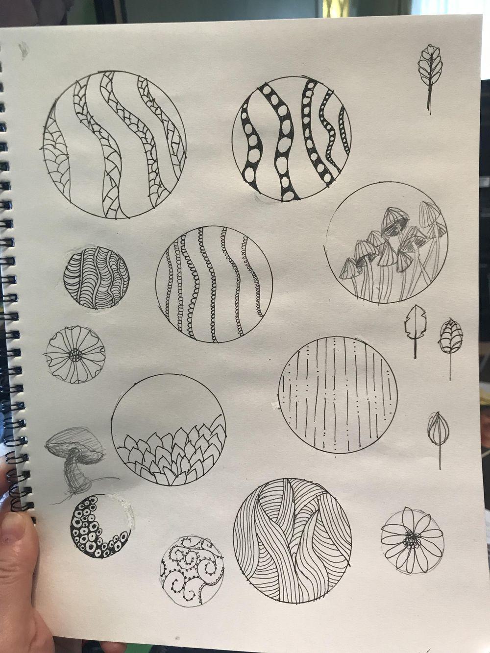botanical/patterns - image 1 - student project