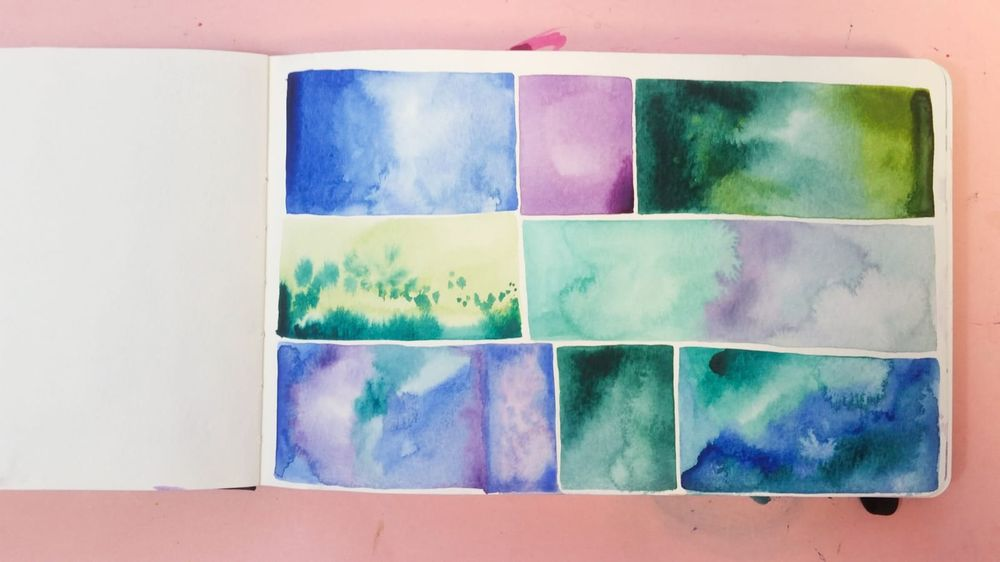 """My """"ugly"""" Sketchbook:) - image 8 - student project"""