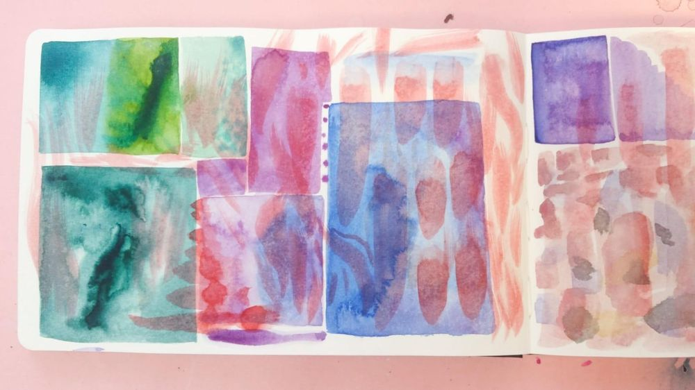 """My """"ugly"""" Sketchbook:) - image 2 - student project"""