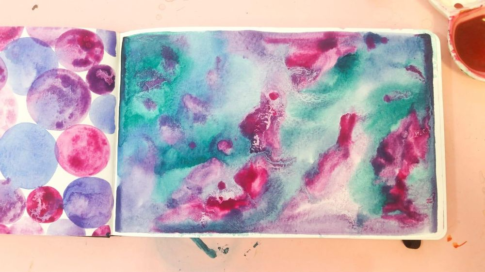 """My """"ugly"""" Sketchbook:) - image 4 - student project"""