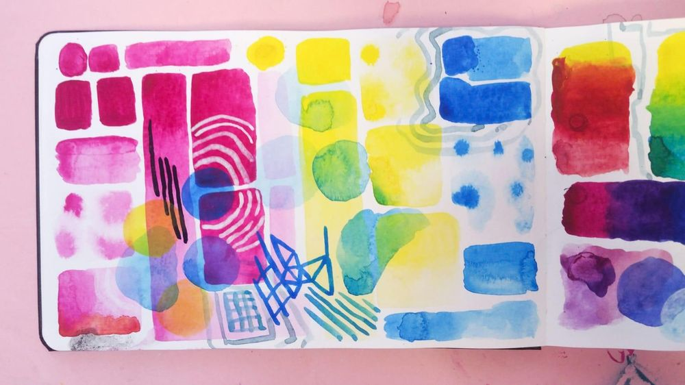 """My """"ugly"""" Sketchbook:) - image 12 - student project"""