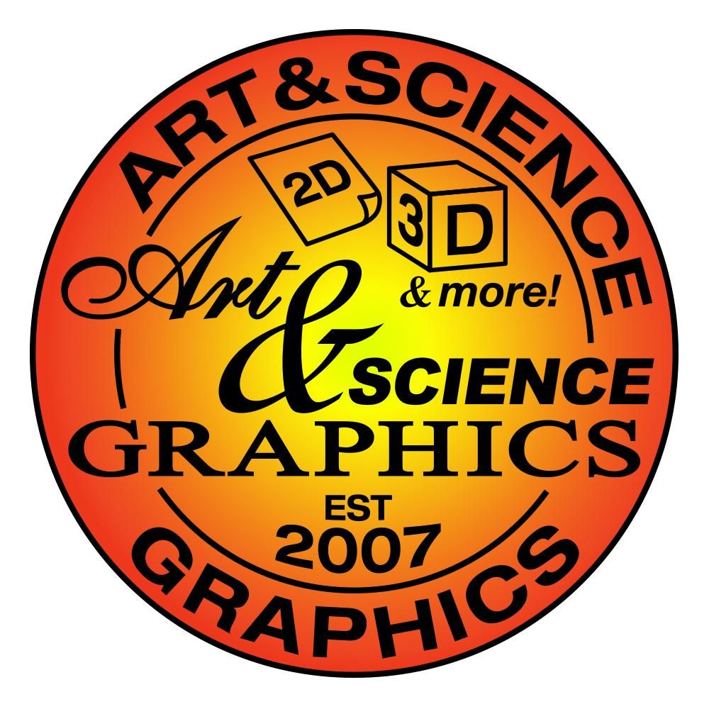 The Evolution of the Art & Science Graphics Logo - image 3 - student project