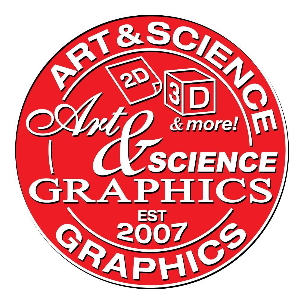 The Evolution of the Art & Science Graphics Logo - image 2 - student project