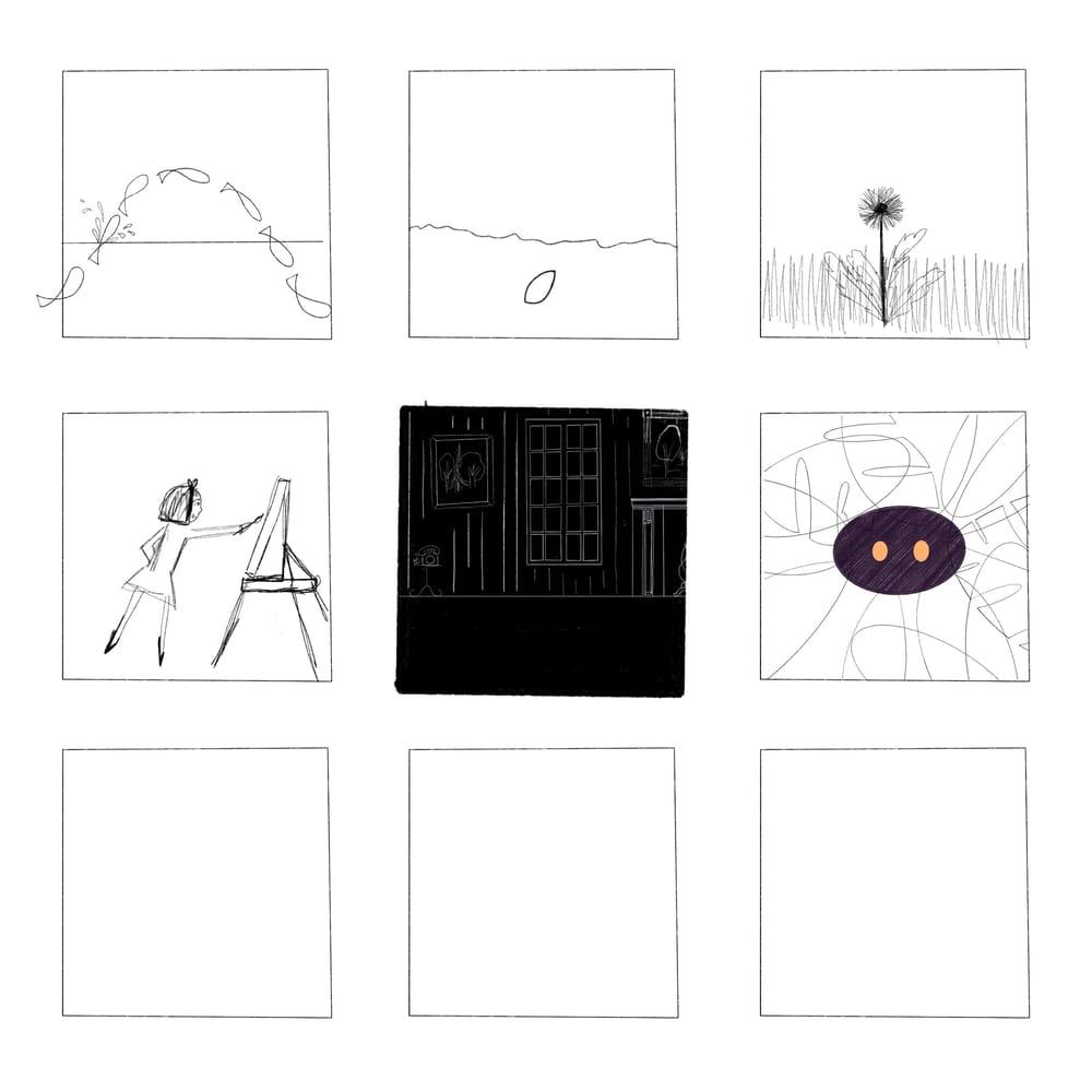 Animation for Illustration: I've Got My Eye On You - image 2 - student project