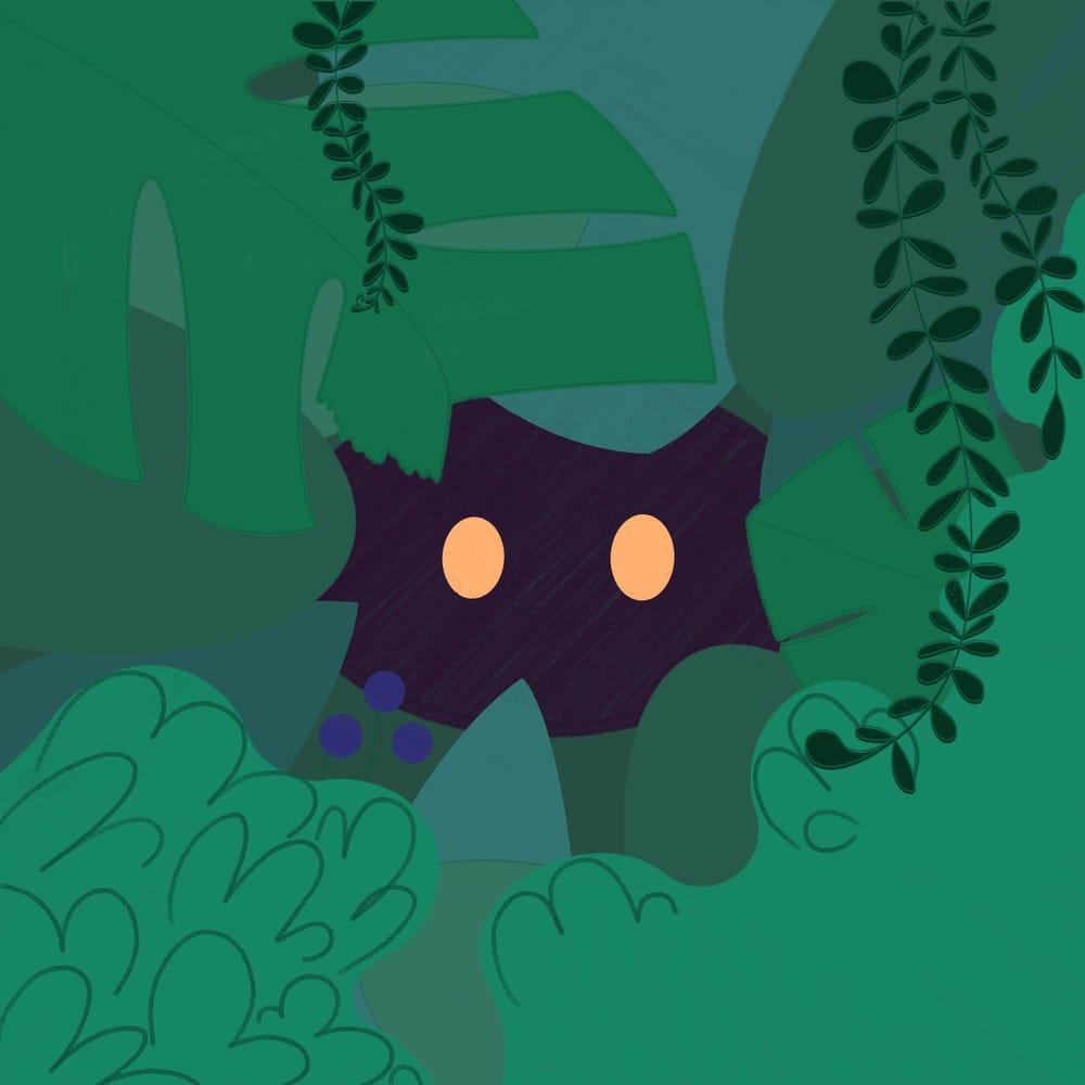 Animation for Illustration: I've Got My Eye On You - image 3 - student project