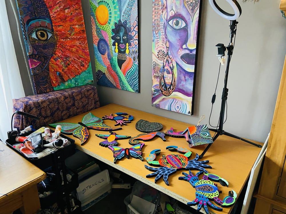 My Studio - image 1 - student project