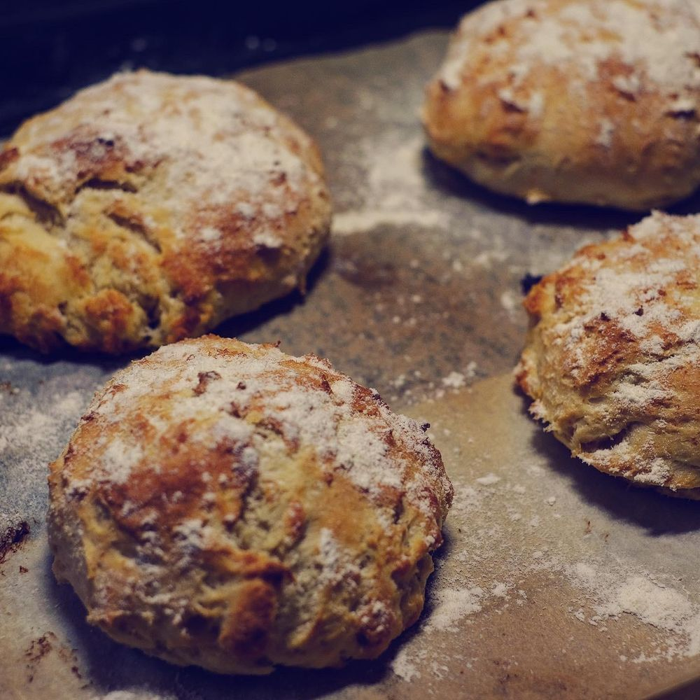 tea and scones time - image 2 - student project