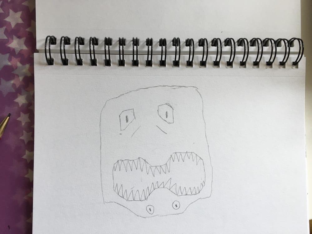 my fun (and kinda bad) drawings - image 3 - student project