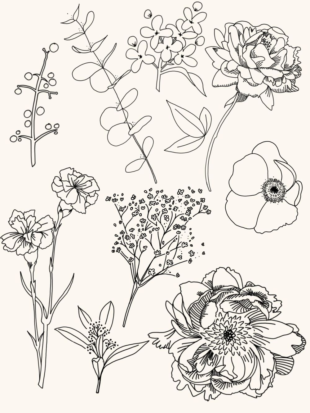 Spring Bouquet - image 1 - student project