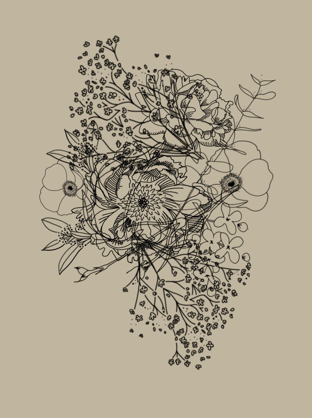 Spring Bouquet - image 2 - student project