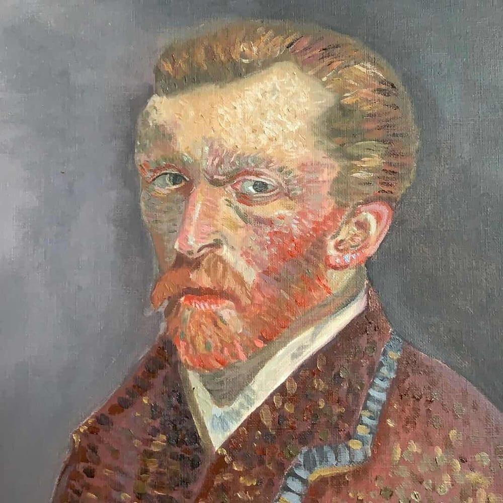 Van Gogh meets Zorn palette - image 1 - student project