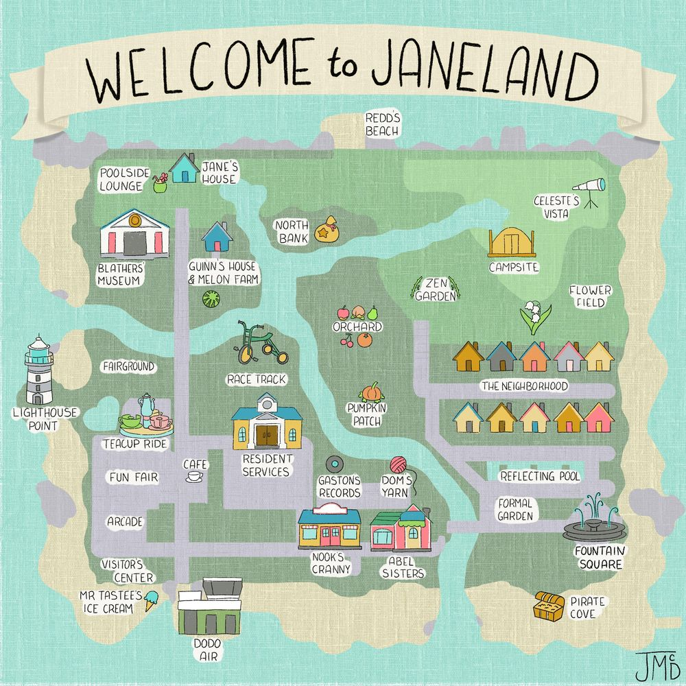 Welcome to Janeland - image 1 - student project