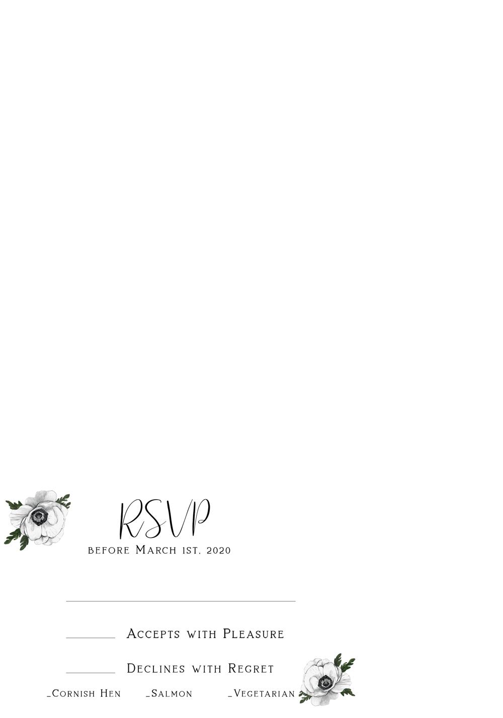 Anemones Wedding - image 4 - student project