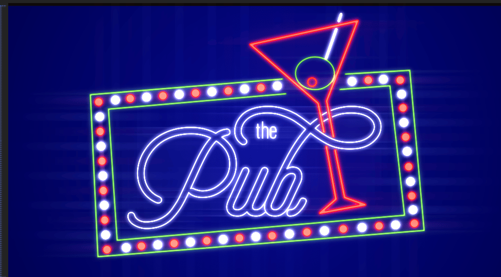 The Pub - image 7 - student project