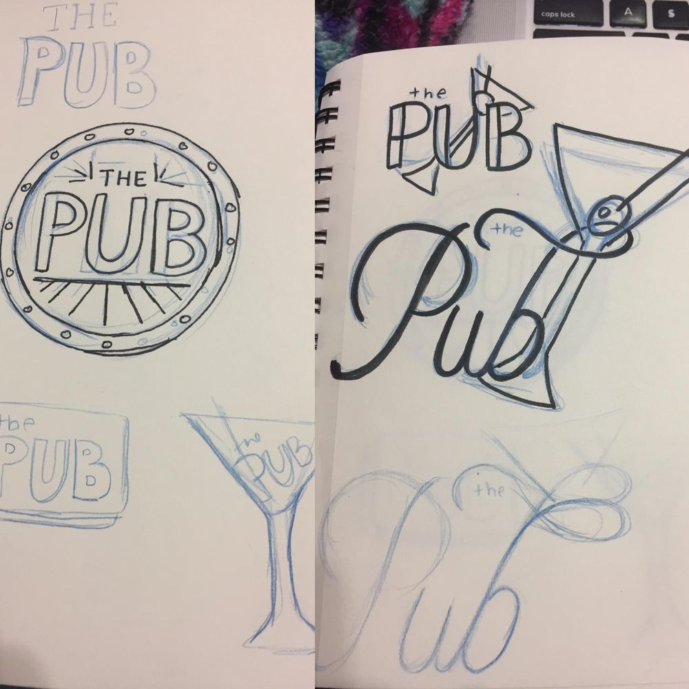 The Pub - image 1 - student project