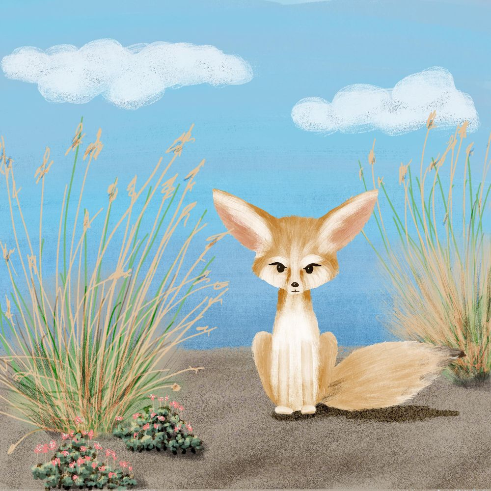 Fennec the Fox - image 1 - student project