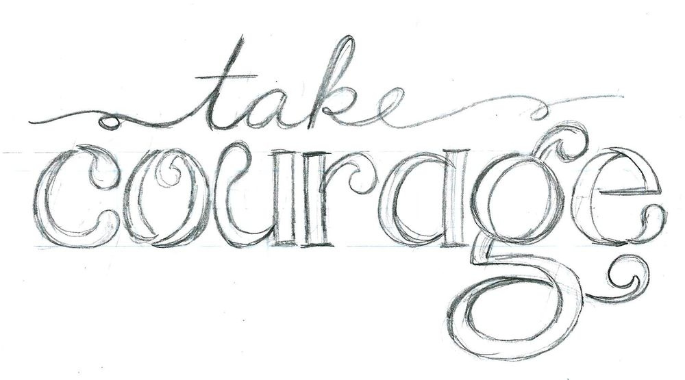 Take Courage - image 1 - student project
