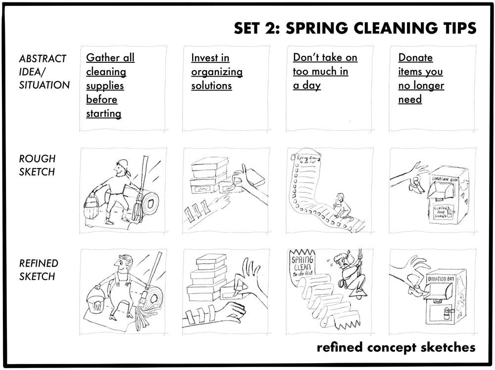 Spring Cleaning - image 8 - student project