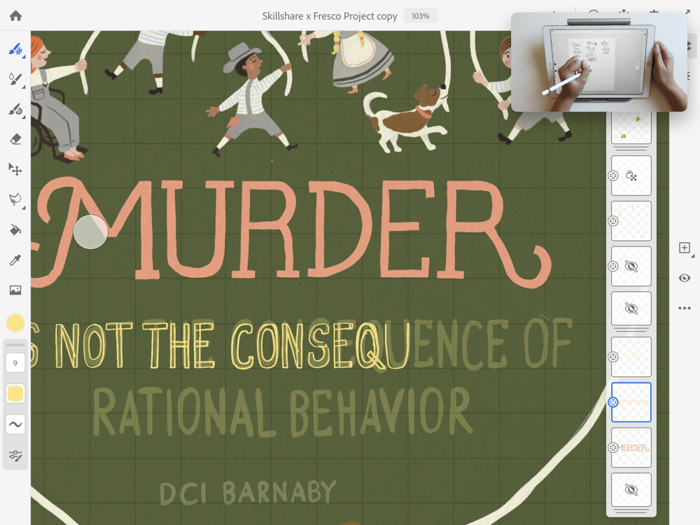My Favorite Cozy Mystery - image 9 - student project