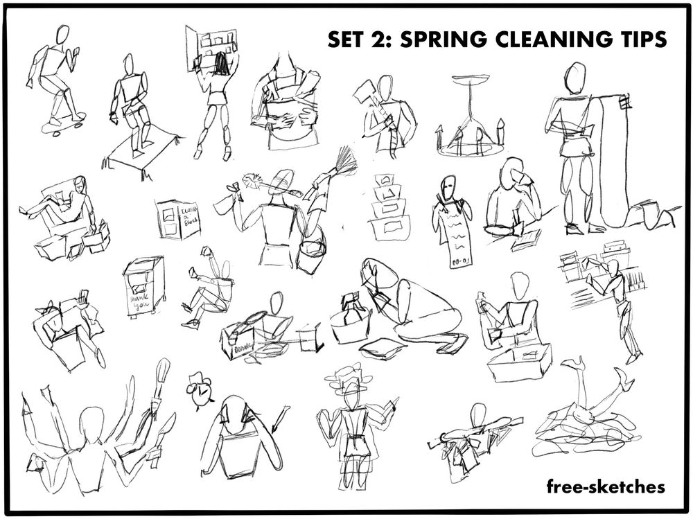 Spring Cleaning - image 2 - student project
