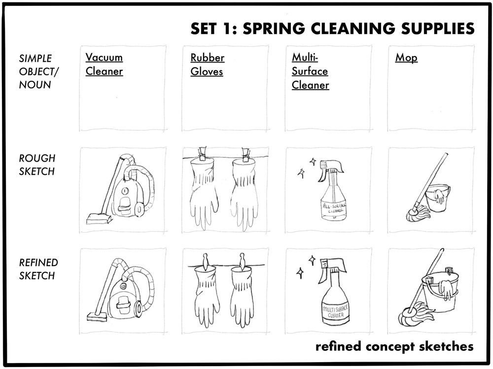 Spring Cleaning - image 7 - student project