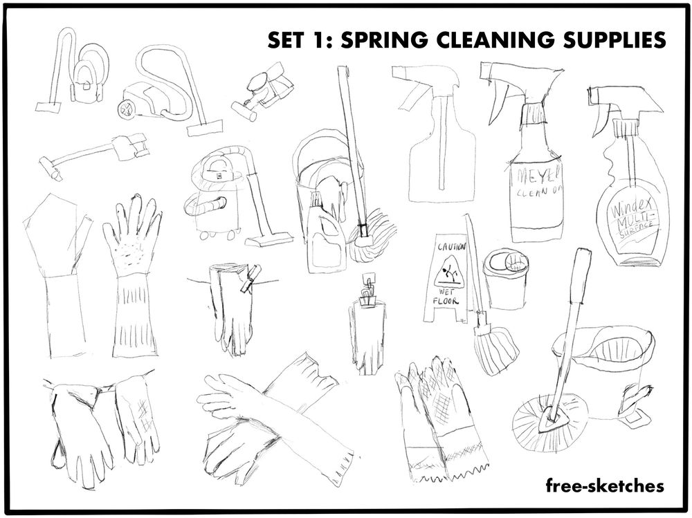 Spring Cleaning - image 1 - student project