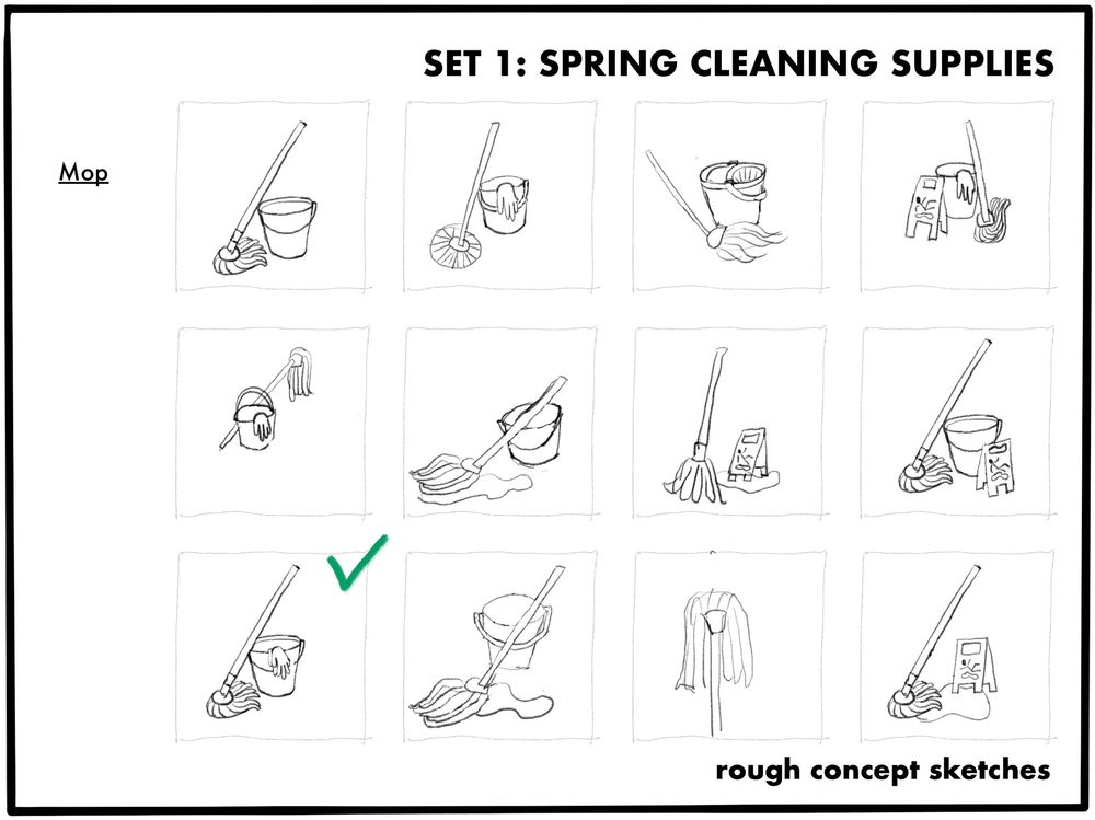 Spring Cleaning - image 4 - student project