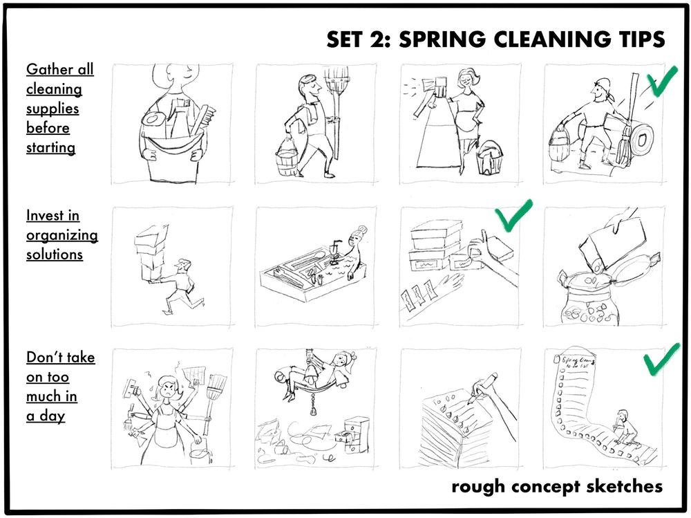 Spring Cleaning - image 5 - student project