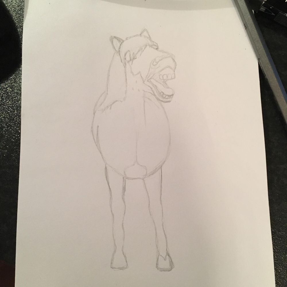 Happy Horse - image 2 - student project