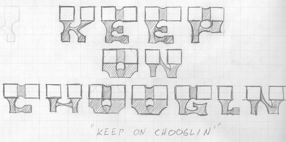 Keep On Chooglin' - image 1 - student project