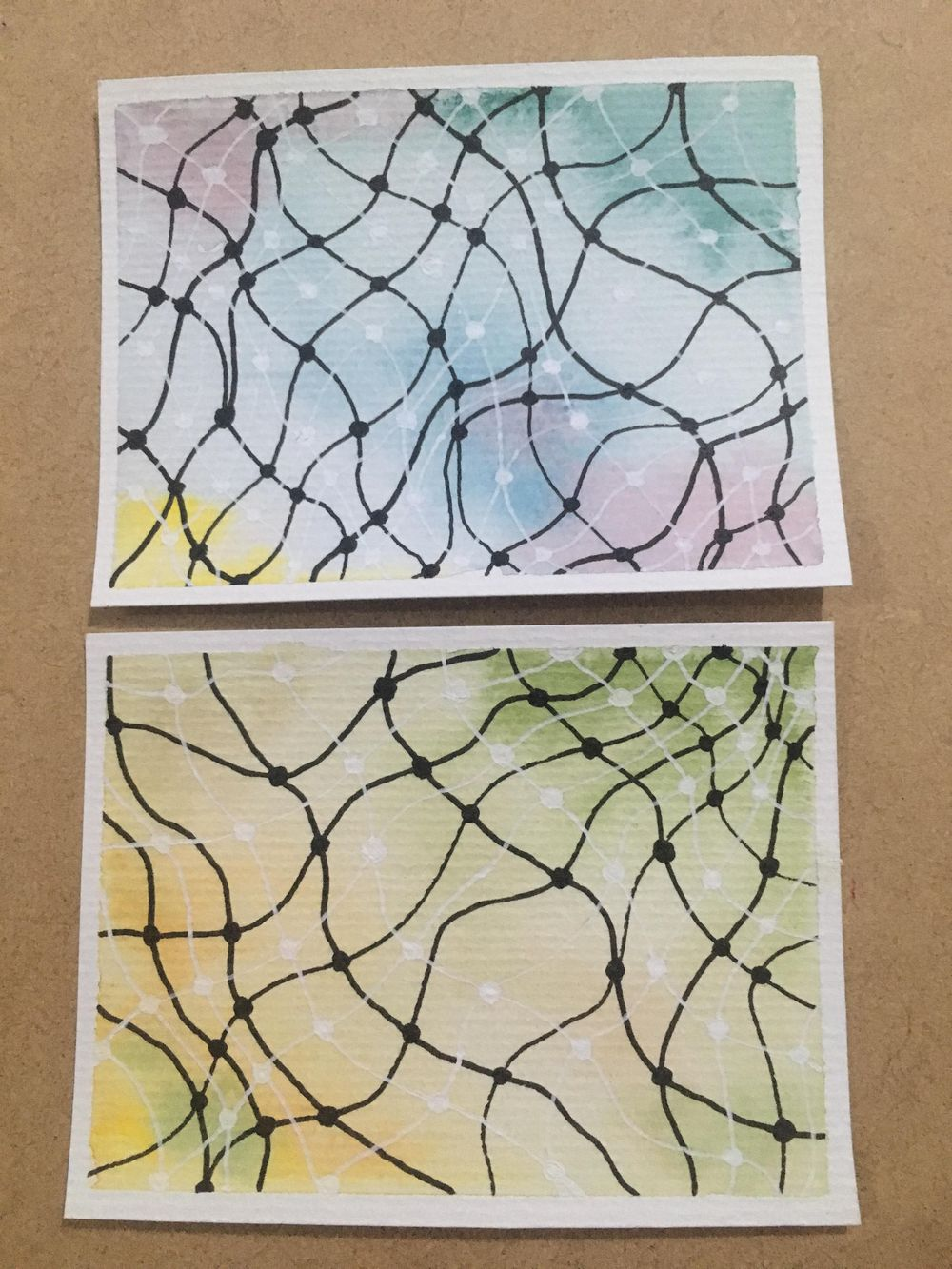 Watercolor Background - Exercise - image 4 - student project