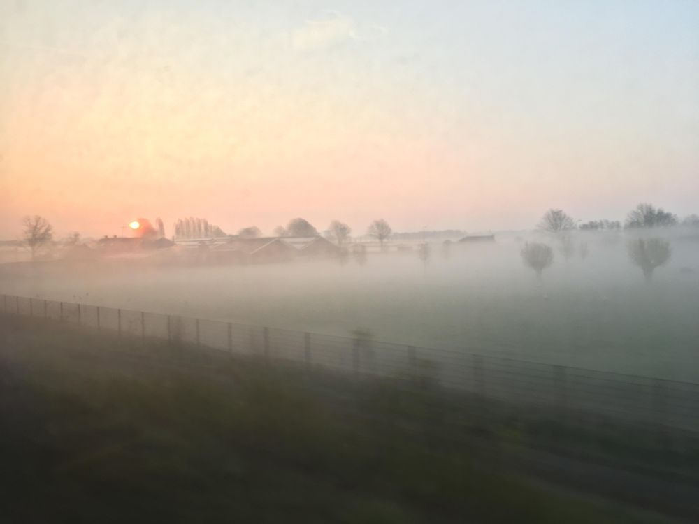 Early morning commute from photo - image 4 - student project