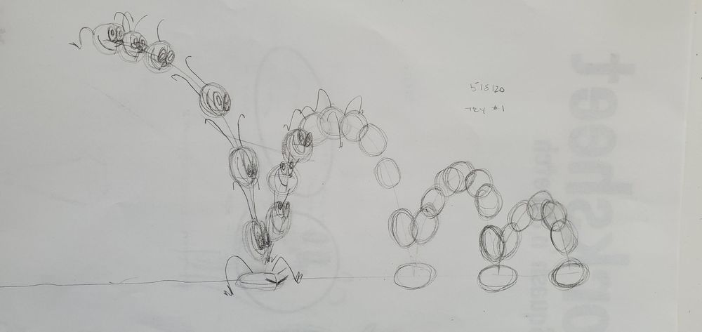 Squash and Stretch Worksheet - image 3 - student project