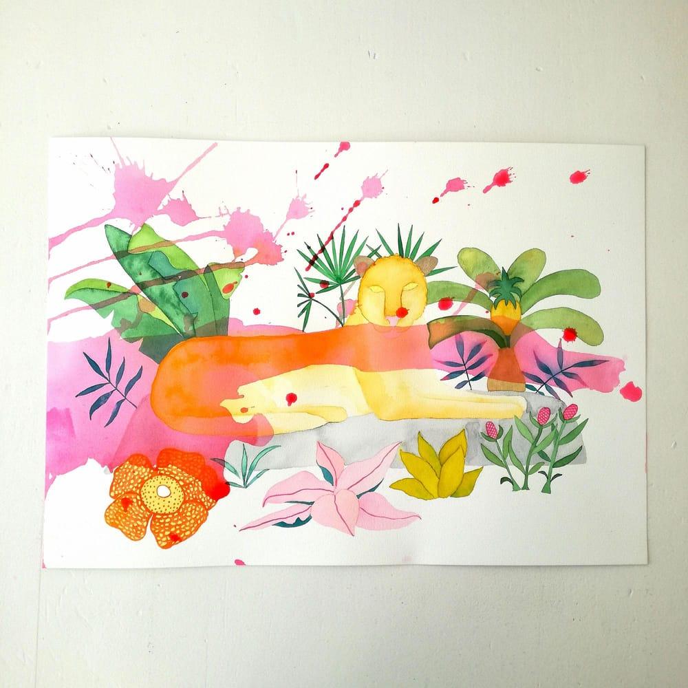 Jungle Mood - image 4 - student project