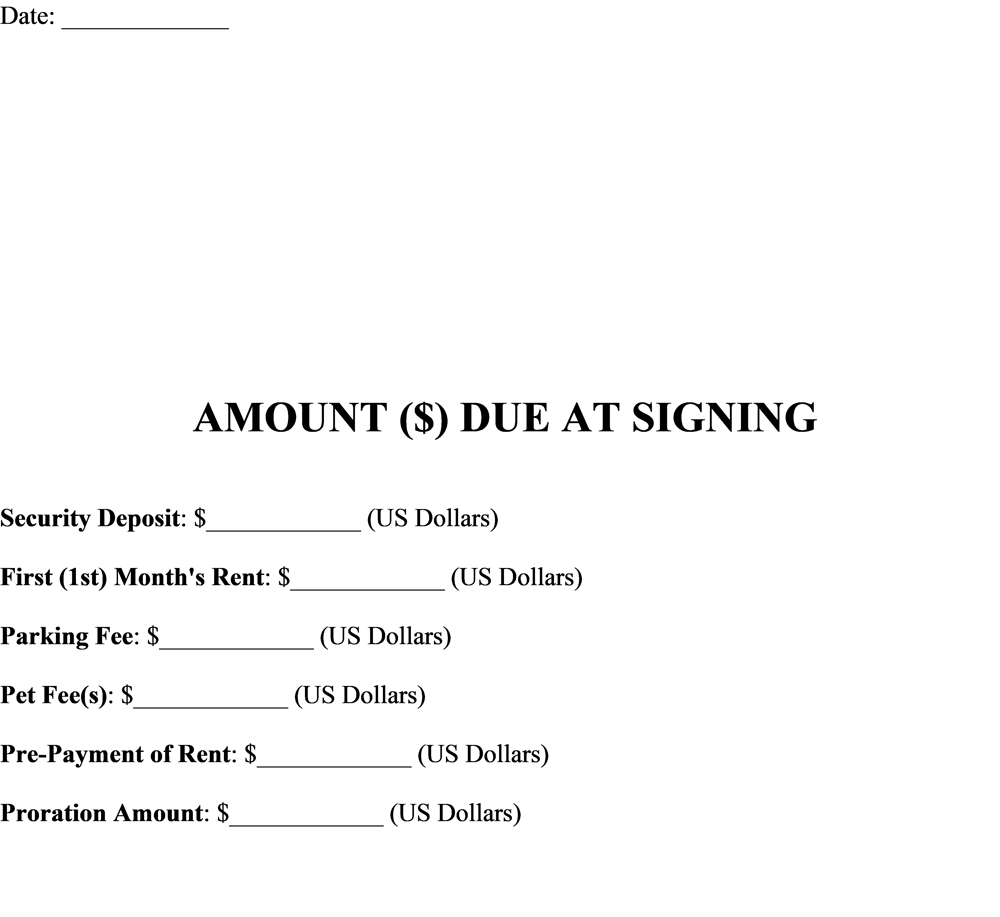 Lease Agreement Assignment - image 9 - student project