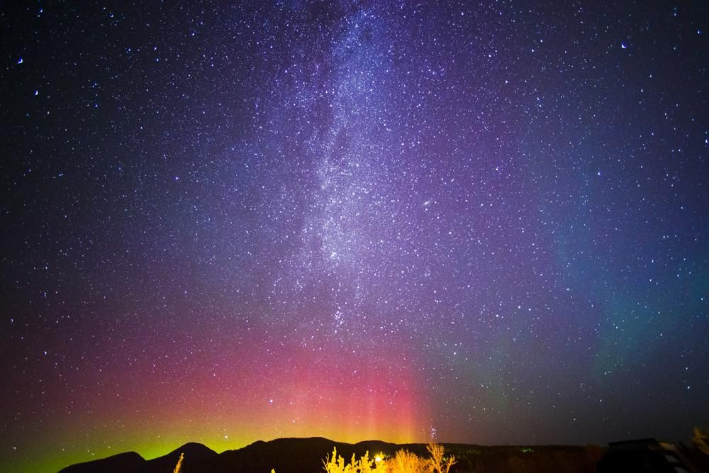 Astrophotography in Montana - image 5 - student project